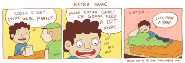 Extra Guac