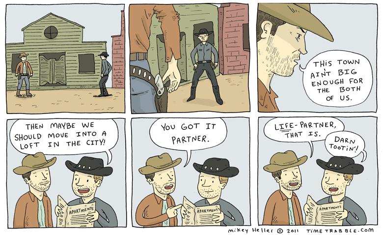 A Western