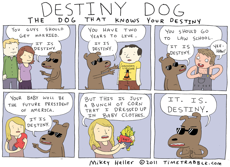 Destiny Dog