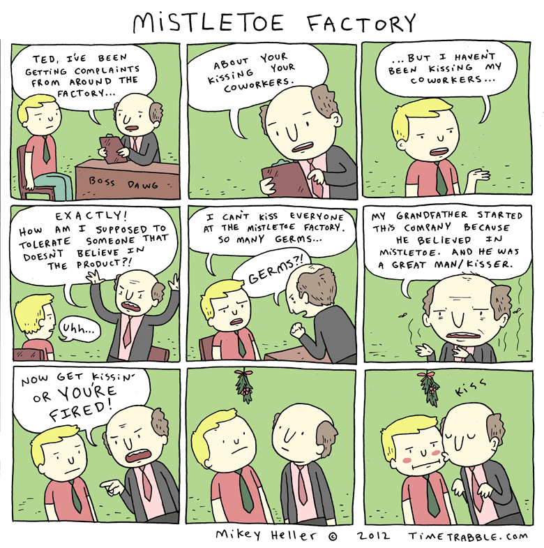 Mistletoe Factory