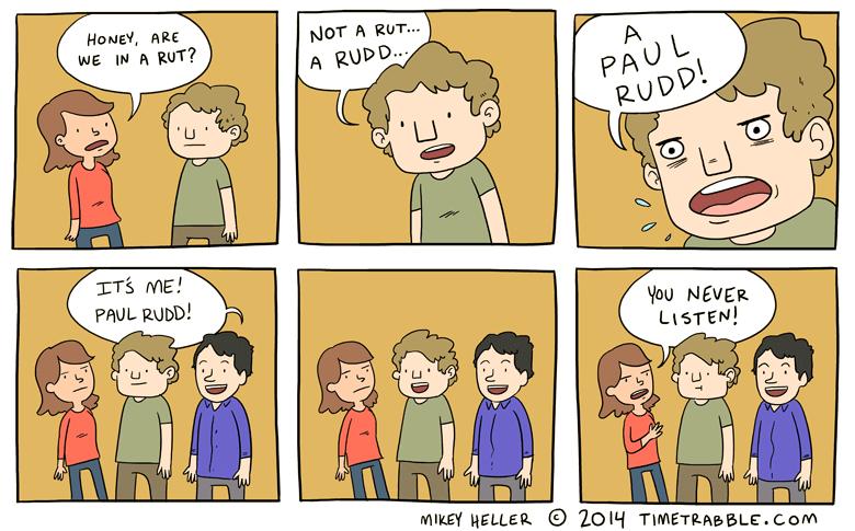 A Rut