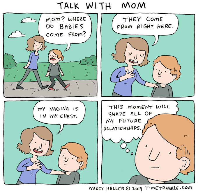 Talk With Mom