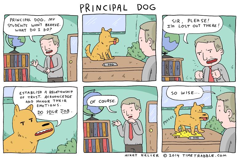 Principal Dog