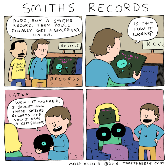Smiths Records