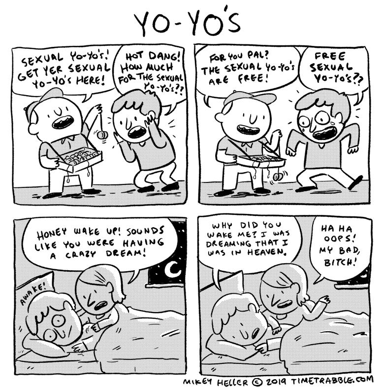 Yo Yo's