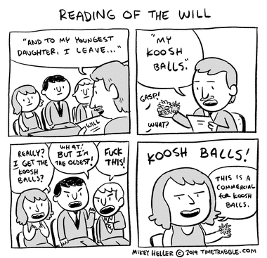 Reading Of The Will