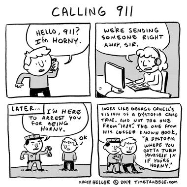 Calling 911