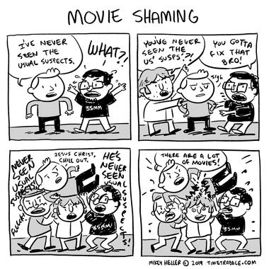 Movie Shaming