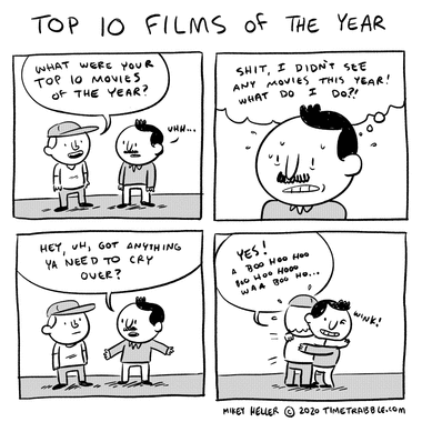 Top 10 Films Of The Year
