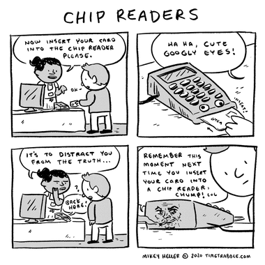 Chip Readers