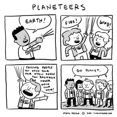 Planeteers
