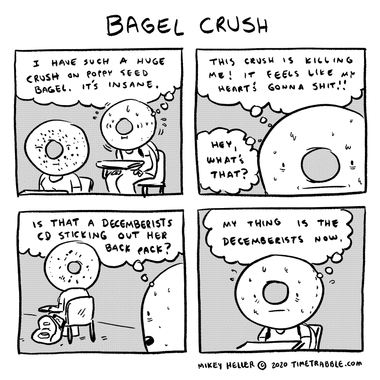 Bagel Crush