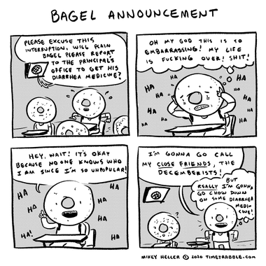 Bagel Announcement