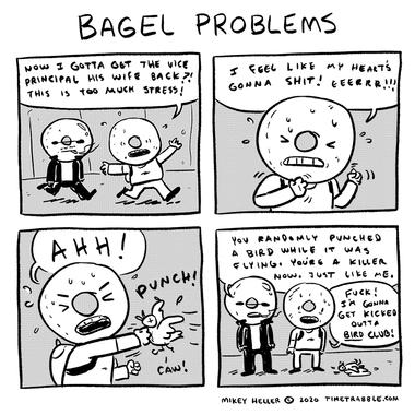 Bagel Problems