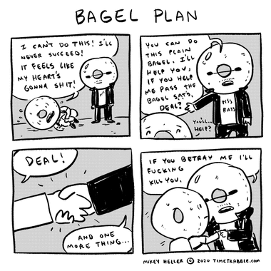 Bagel Plans