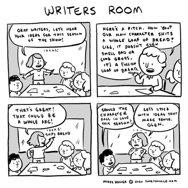 Writers Room