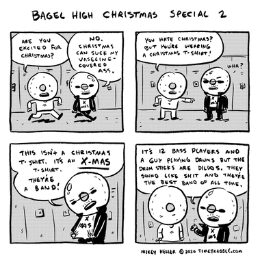 Bagel High Christmas Special 2