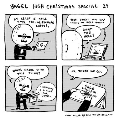 Bagel High Christmas Special 24