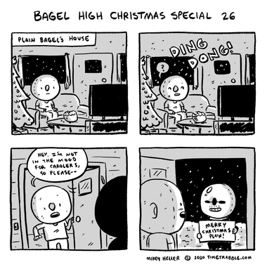 Bagel High Christmas Special 26