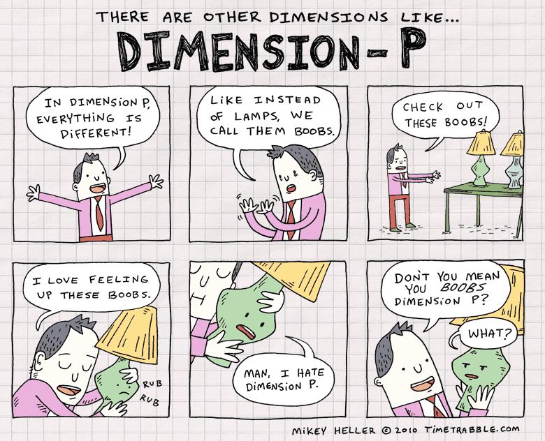 Dimension P