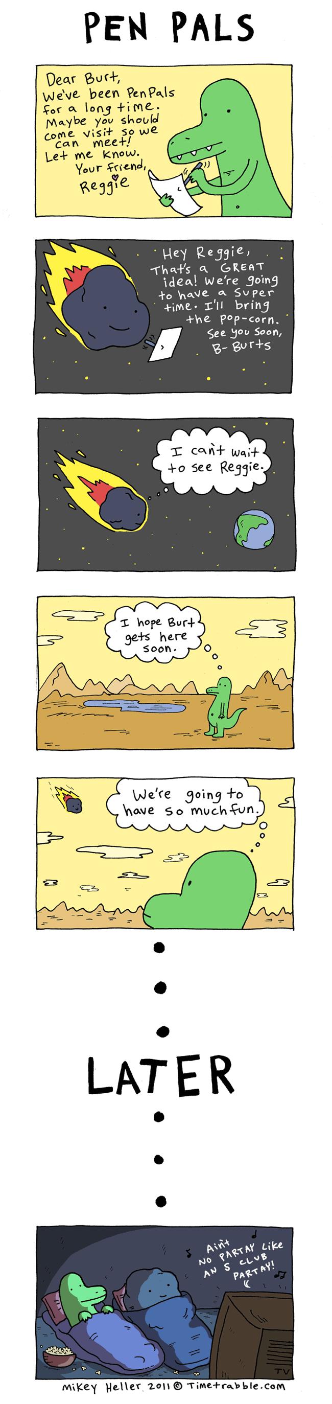 Pen Pals