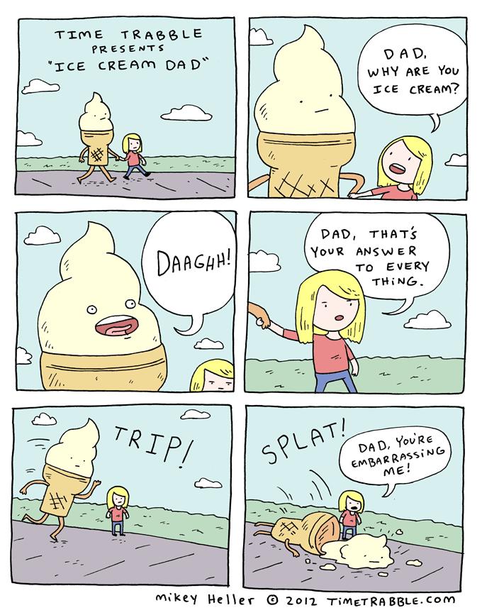 Ice Cream Dad