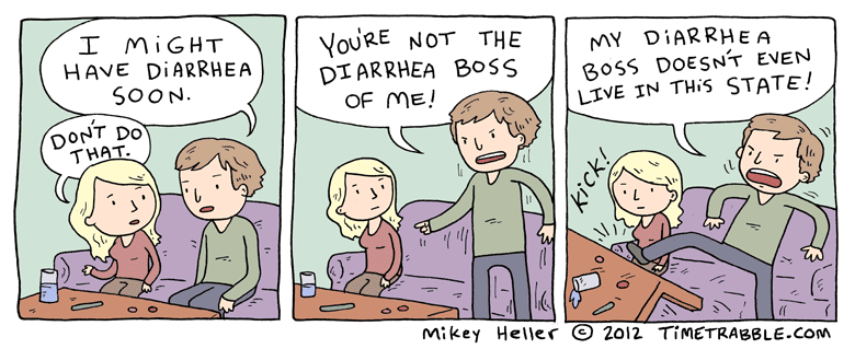 Diarrhea Boss