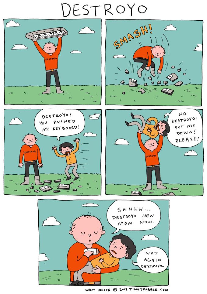 Destroyo