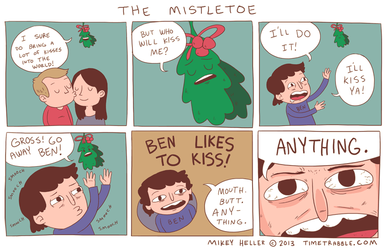 The Mistletoe