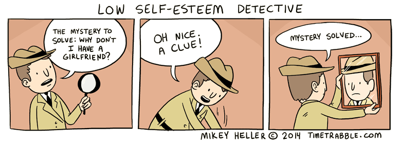 Low Self Esteem Detective