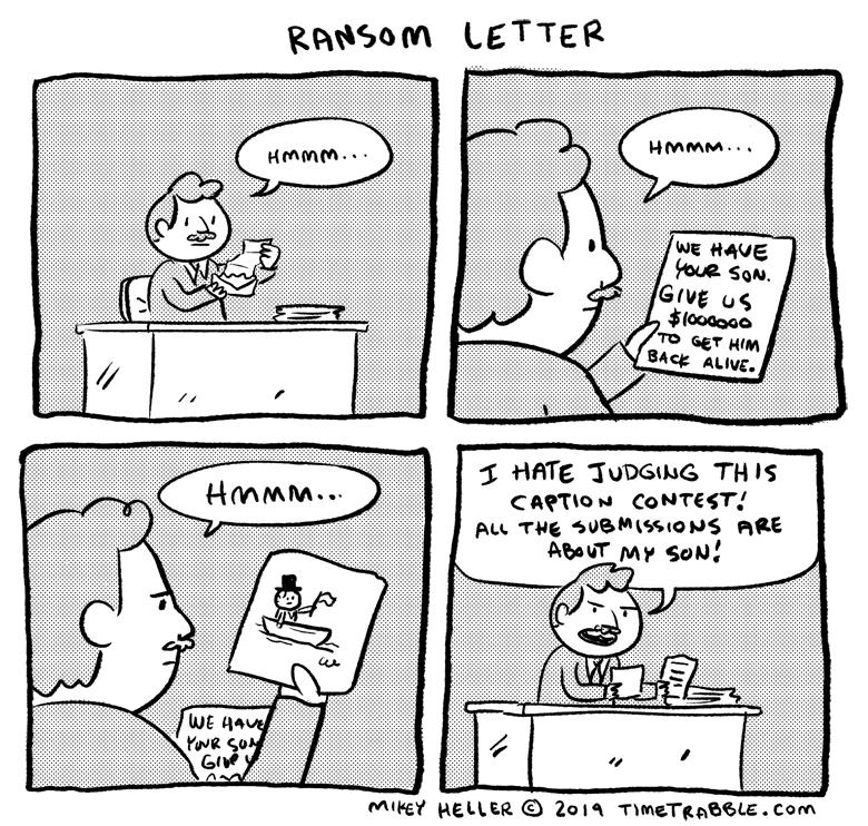 Ransom Letter