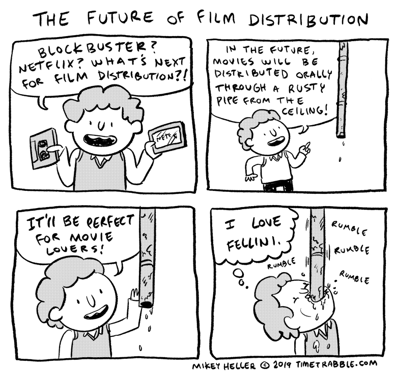 The Future Of Film Distribution