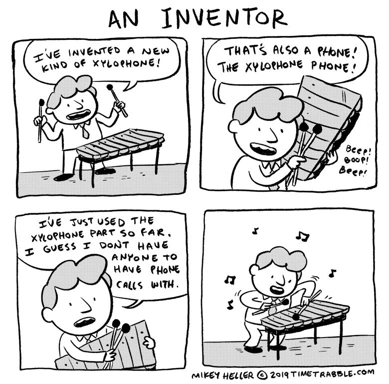 An Inventor