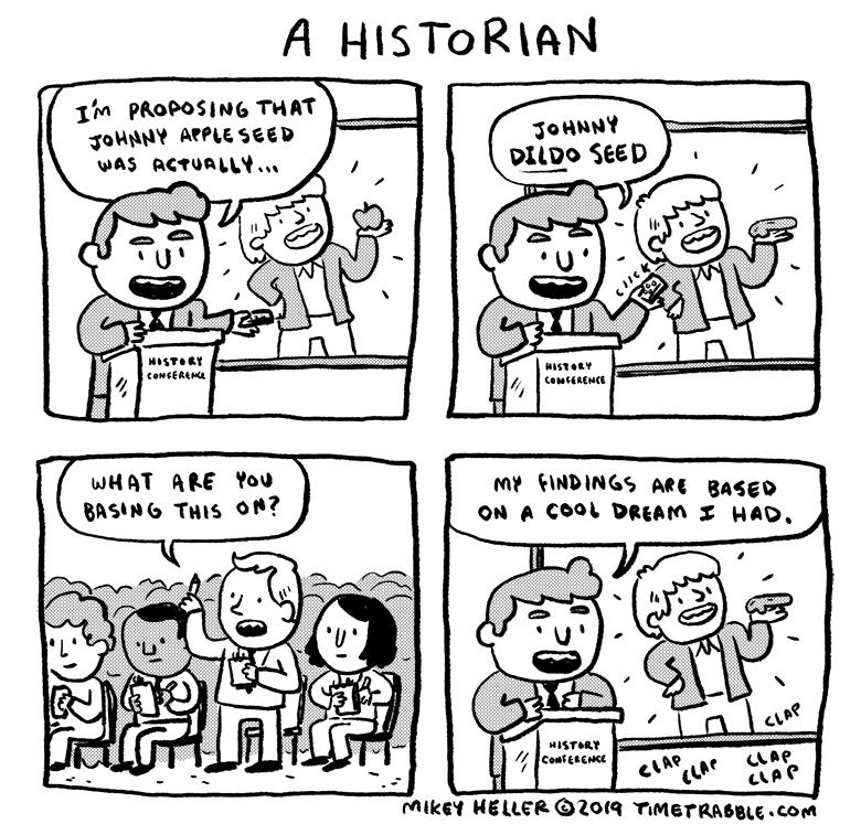 A Historian