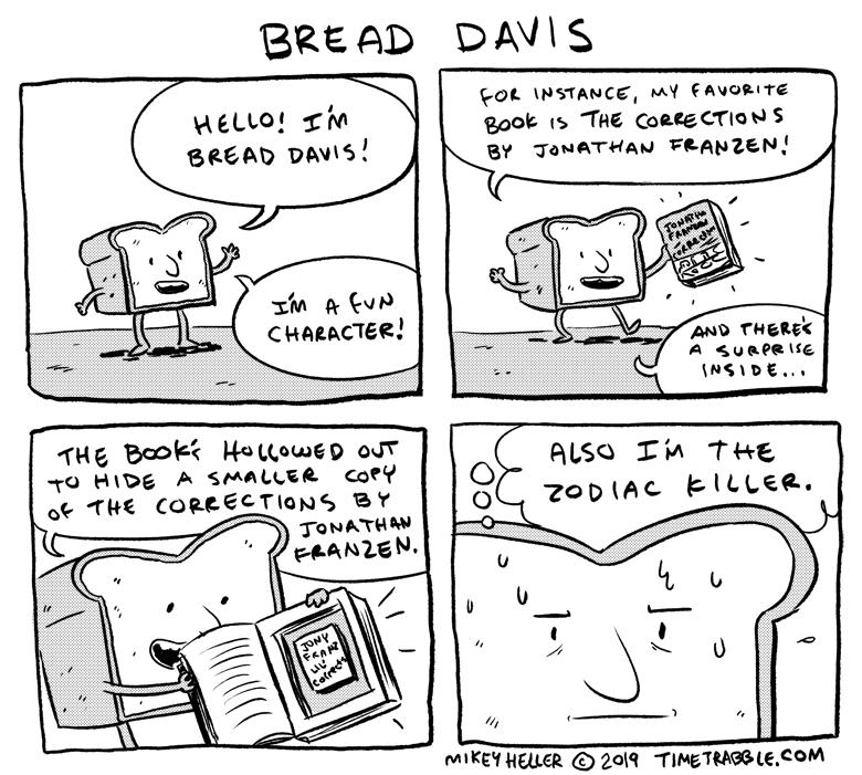 Bread Davis