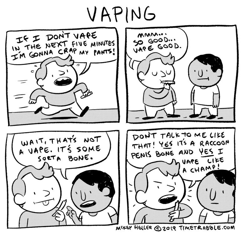 Vaping