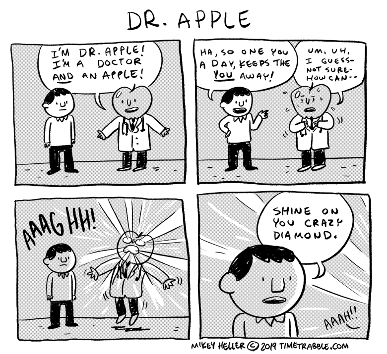 Dr Apple