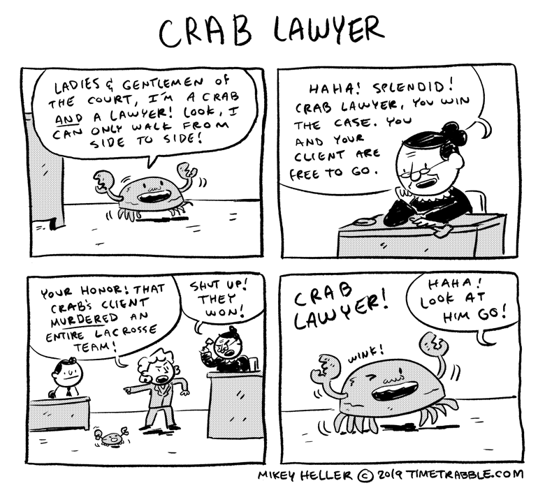 Crab Lawyer
