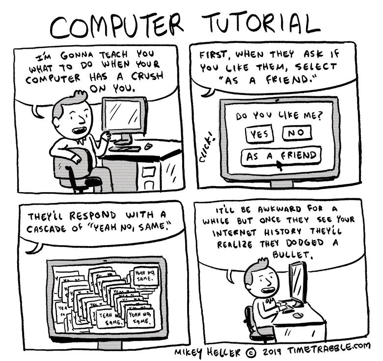 Computer Tutorial