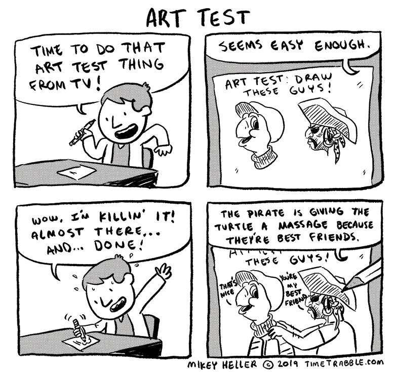 Art Test
