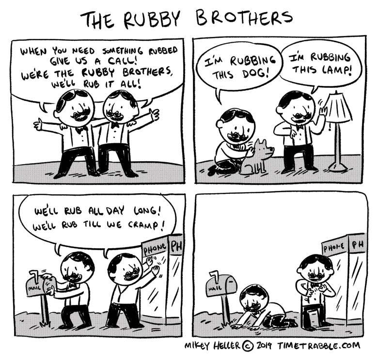 The Rubby Brothers