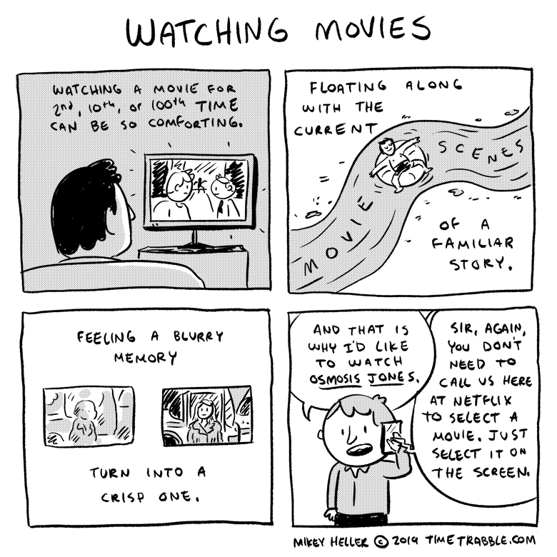 Watching Movies