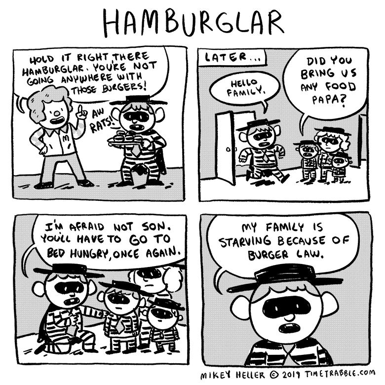 Hamburglar