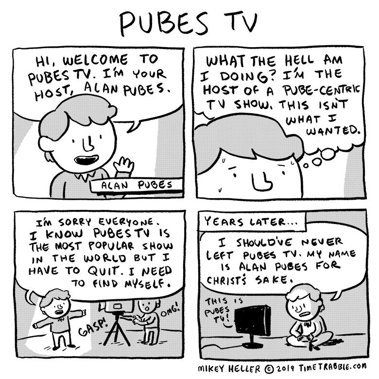 Pubes TV