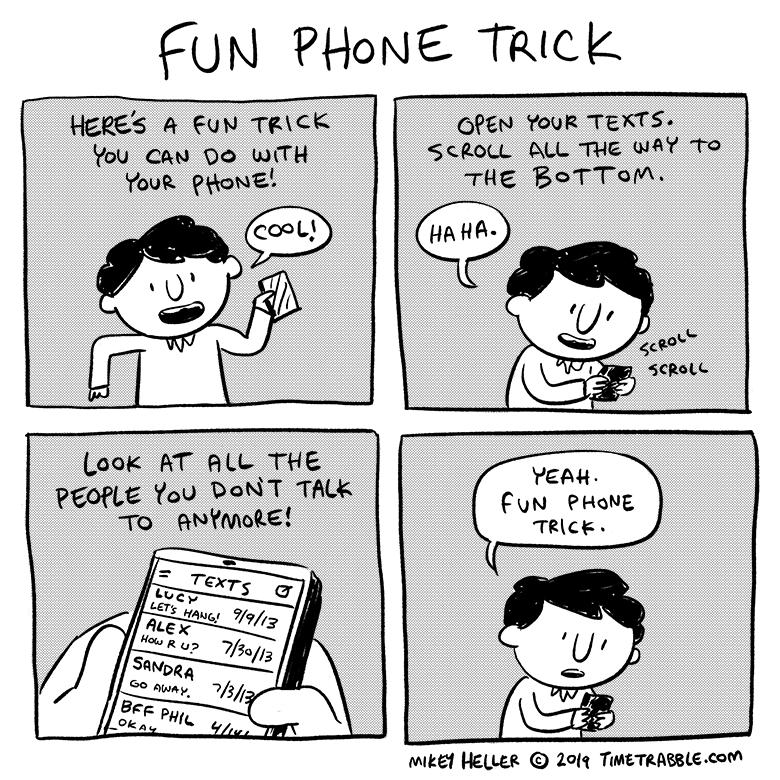 Fun Phone Trick