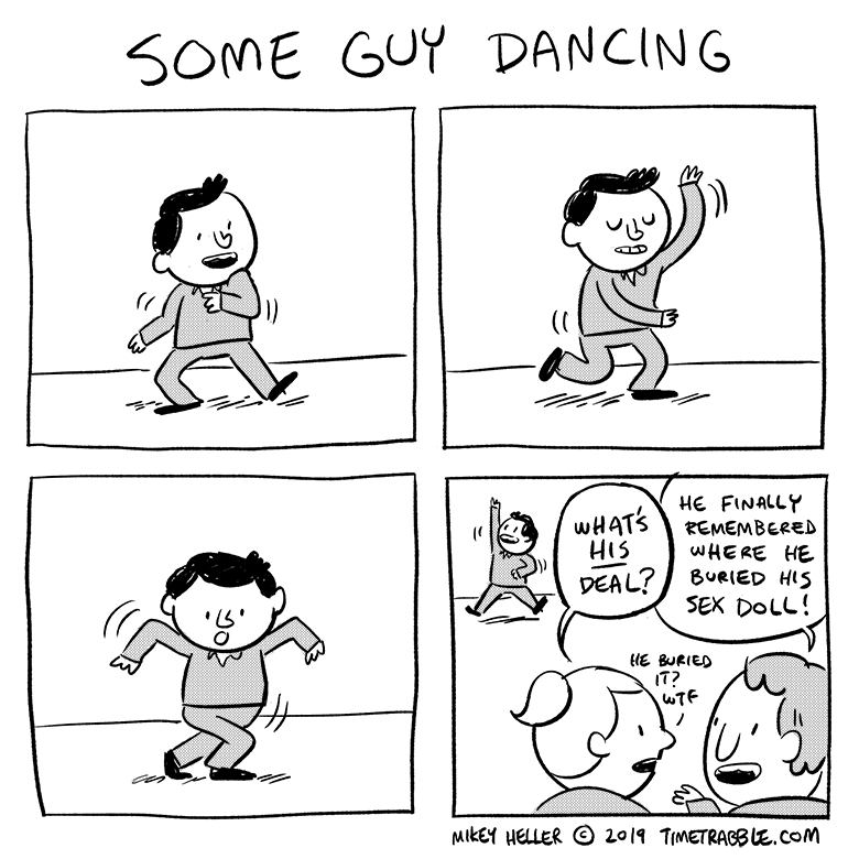 Some Guy Dancing