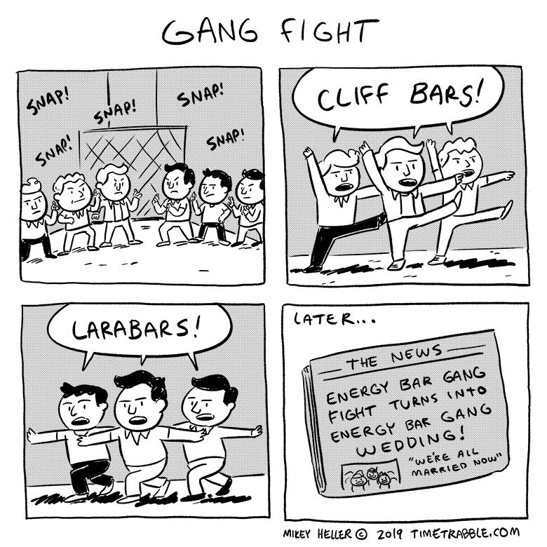 Gang Fight