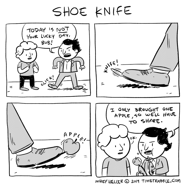 Shoe Knife
