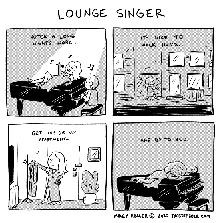 Lounge Singer