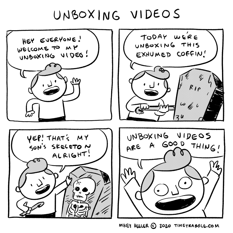 Unboxing Videos